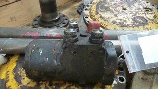 Steering unit for HANOMAG 44C