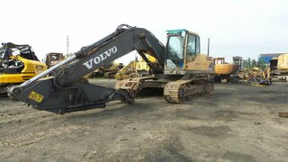 Electronic control unit for VOLVO EC240C