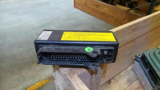 Electronic control unit for VOLVO A25C