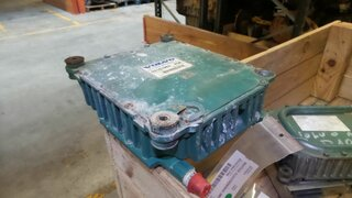 Electronic control unit for VOLVO A25D