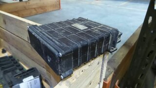 Electronic control unit for VOLVO EC160