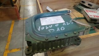 Electronic control unit for VOLVO A25