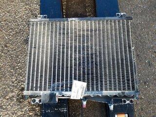 Radiator cooling for LIEBHERR R934C