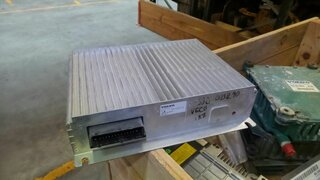 Electronic control unit for VOLVO A30D