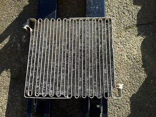 Radiator cooling for VOLVO A30D