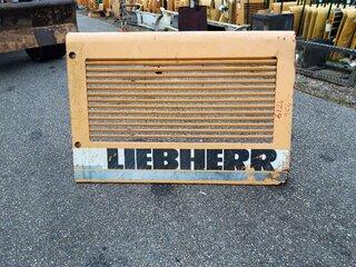 Compartment door for LIEBHERR R964B