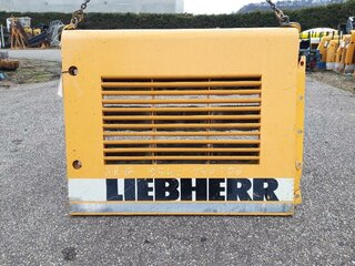 Compartment door for LIEBHERR R954C