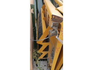 Compartment door for LIEBHERR R964C