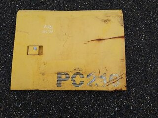 Compartment door for KOMATSU PC210-6