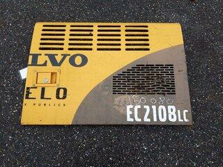 Compartment door for VOLVO EC210B