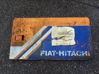 Compartment door for FIAT HITACHI FH200-3