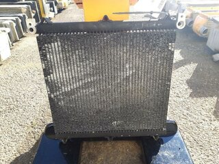 Radiator cooling for CASE CX225