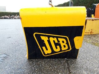 Compartment door for JCB JS200LC