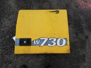 Compartment door for FURUKAWA W730LS