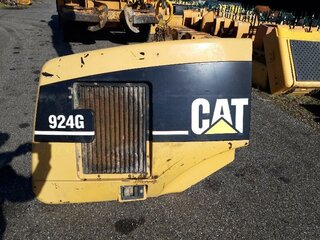 Fender for CATERPILLAR 924G
