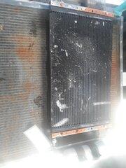 Radiator cooling for KOBELCO SK210LC