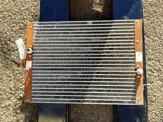 Radiator cooling for CATERPILLAR TH220B
