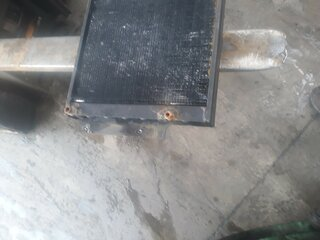Radiator cooling for CATERPILLAR 950H