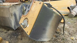 Hydraulic tank for CASE CX330