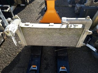 Air cooler for VOLVO EC210B