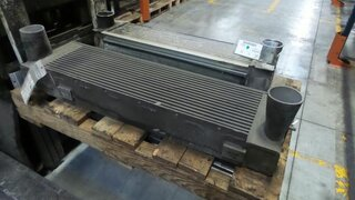 Air cooler for VOLVO L180