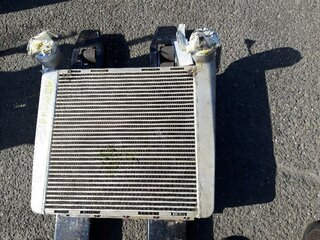 Air cooler for VOLVO A25D