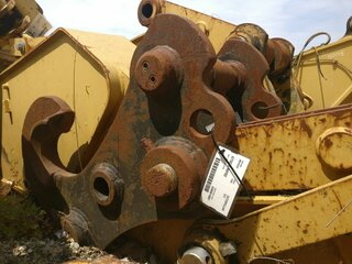 Quick coupler for CATERPILLAR 317