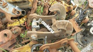 Quick coupler for KOMATSU PC350-8