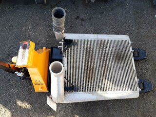 Air cooler for VOLVO A35E