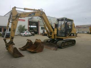 Excavator blade for CATERPILLAR 307B