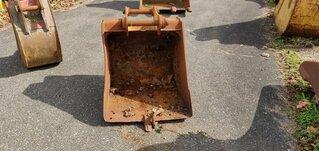 Standard bucket for CATERPILLAR 428B
