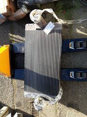 Air cooler for LIEBHERR R964C