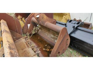 Ditching bucket for CATERPILLAR 318C
