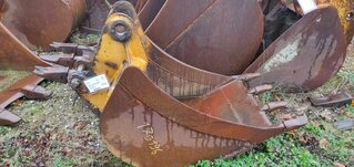 Trenching bucket for CASE 580SK