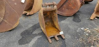 Trenching bucket for DOOSAN - DAEWOO S75V