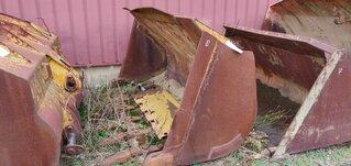 Loader bucket for CATERPILLAR 963C
