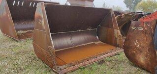 Loader bucket for VOLVO L150E