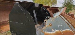 High dump bucket for CATERPILLAR 962G