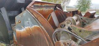 High dump bucket for VOLVO L90F