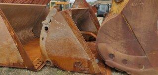 High dump bucket for VOLVO L120E