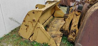 Multi-purpose-bucket for CATERPILLAR 916B