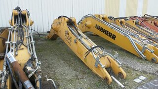 Boom for LIEBHERR R934