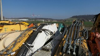 Boom for LIEBHERR R944