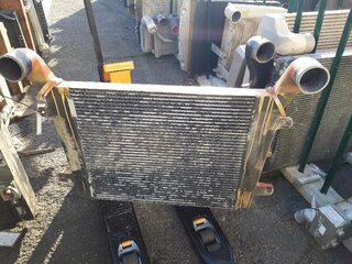 Air cooler for CATERPILLAR 350