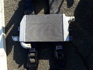 Intercooler for CATERPILLAR 321DLCR