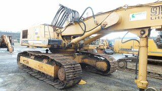 Recoil group for LIEBHERR R954HD