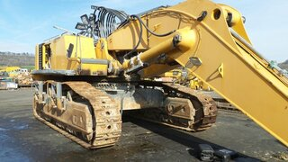 Recoil group for LIEBHERR R964B