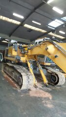 Recoil group for LIEBHERR R934B