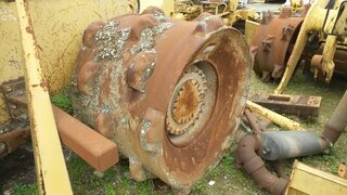 Compactor wheel for CATERPILLAR 826C
