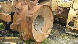 Compactor wheel for CATERPILLAR 816F